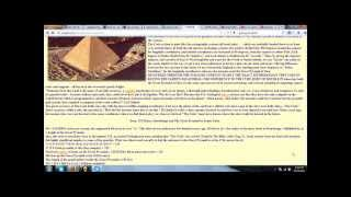 The Great Pyramid  & The 153 Fish