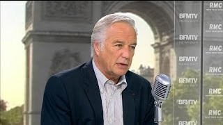 François Rebsamen pense que le retour de Dominique Strauss-Kahn est impossible - 15/05