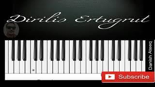 Gambar cover Dirilis Ertugrul | Ertugrul Piano | Played on Mobile | Ertugrul Ghazi Theme | Ertugrul Ghazi Music