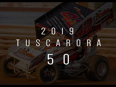 2019 Tuscarora 50 - Port Royal Speedway