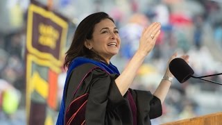 2017 Spring Commencement: Sheryl Sandberg's Commencement Address - Virginia Tech Mp3