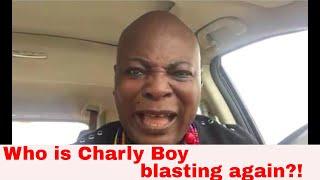 CHARLY BOY GOES BALLISTIC OVER FBI ARREST OF NIGERIANS ON INTERNET FRAUD