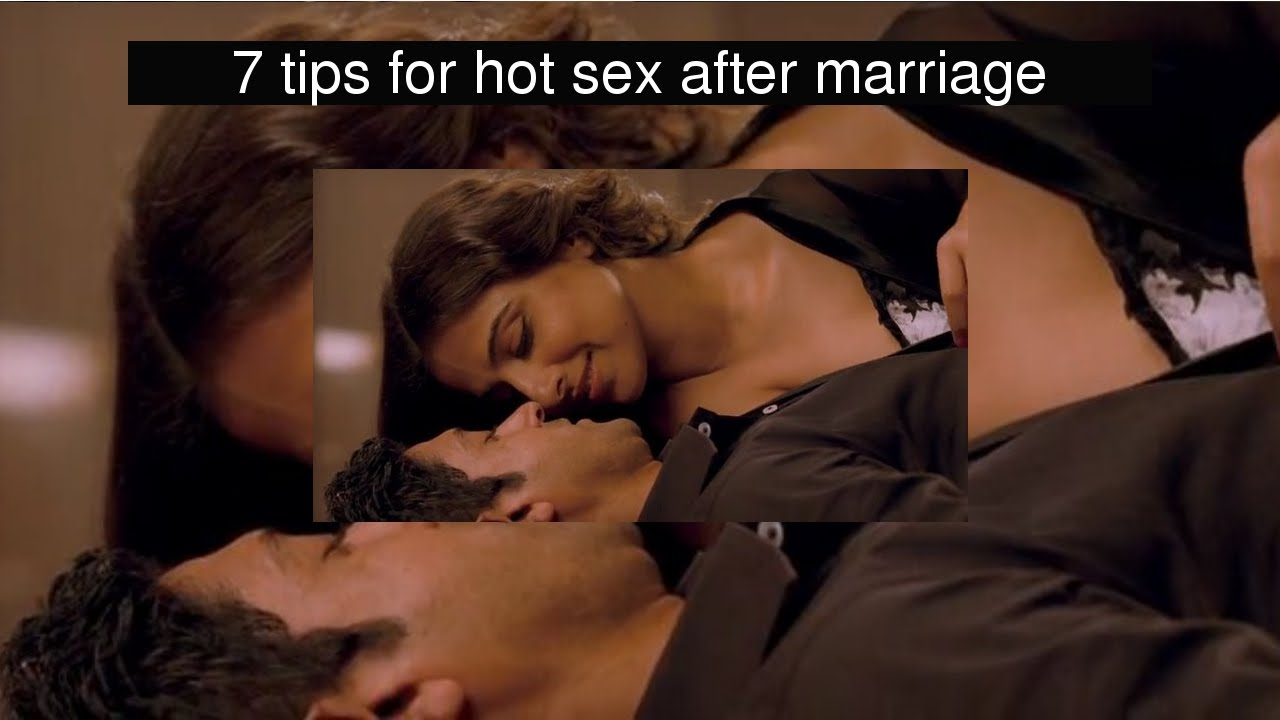 Tips for hot sex in marriage