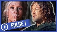Beste Freunde wieder vereint: The Walking Dead Staffel 10 Folge 1 | Die 10 denkwürdigsten Momente