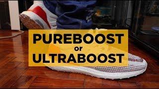 adidas PureBOOST vs UltraBOOST: Comparison, Pros/Cons!