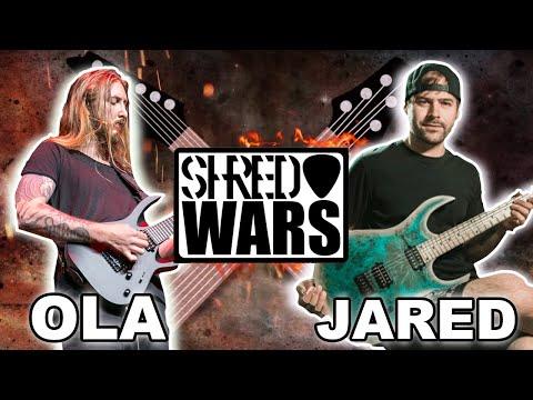 Shred Wars: Jared Dines VS Ola Englund