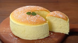 [SUB] How to make a Fluffy Yogurt Cake :: Souffle Yogurt Cake