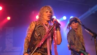 Steel Panther in Halifax NS! Nov 12, 2015 - Monologue/Just Like Tiger Woods/Turn out the Lights