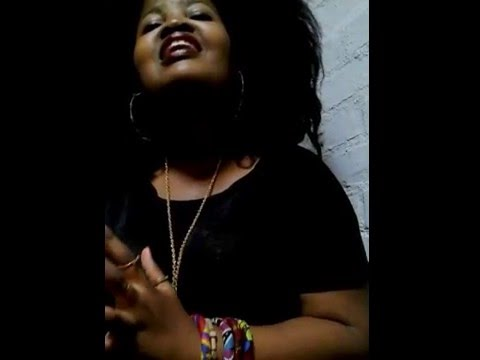 South African girl sings Jehovah is Your Name