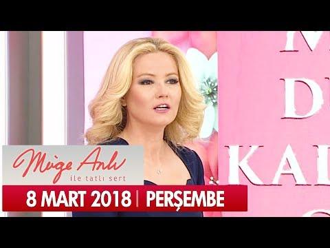 Müge Anlı ile Tatlı Sert 8 Mart 2018