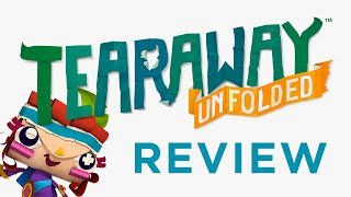 Tearaway Unfolded Review [PS4]