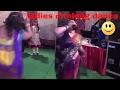 ladies night party | ladies drink too much | ladies dance on dj (2 ghut pila de sathiya)
