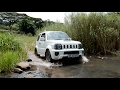 Suzuki Jimny automatic off road at Gwahumbe