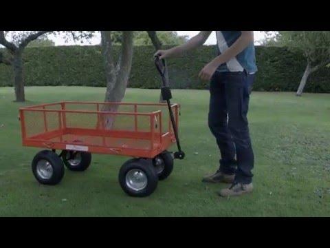 Sherpa Garden Trolley Cart - SLGT