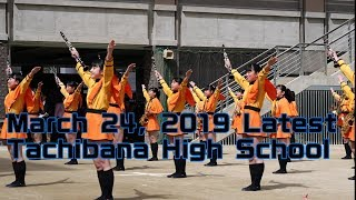 Kyoto Tachibana Shs Band Parade 4k Shooting 2019 18th Kyoto Sakura Paree Sing Sing Sing Is The Best