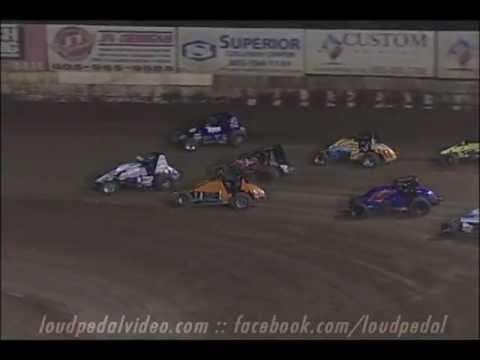 Ventura Raceway 6-1-13 :: VRA Sprint Cars
