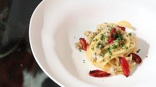 Spaghetti alle vongole di Mauro Uliassi