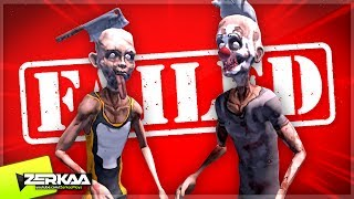 THE WORST CO-OP TEAM EVER! (Ben & Ed Blood Party)