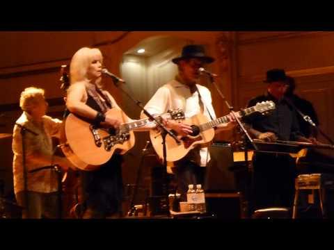 Emmylou Harris & Rodney Crowell - Bluebird Wine - Live Laeiszhalle Hamburg 2013-05-31