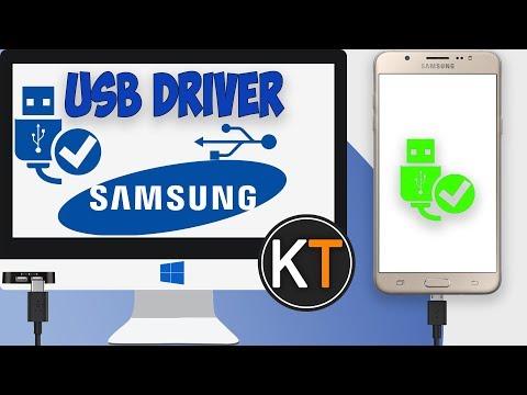 Descargar e Instalar USB Driver SAMSUNG 2018 Para Windows | Ultima Versión
