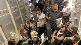 Ливан: демонстранты требуют немедленной отставки министра окружающей среды