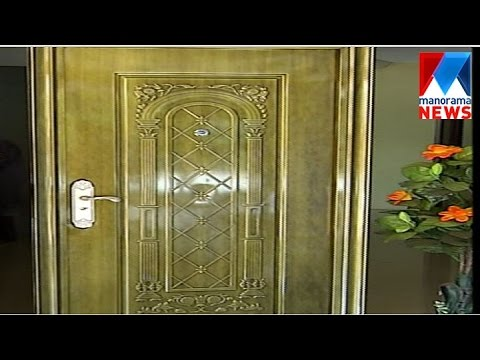 steel doors veedu manorama news