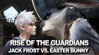 Rise of the Guardians: