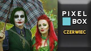 PIXELBOX Czerwiec 2018