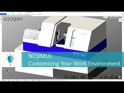 Customizing Your Work Environment | Tutorial
