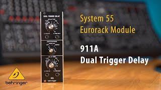 911A Dual Trigger Delay