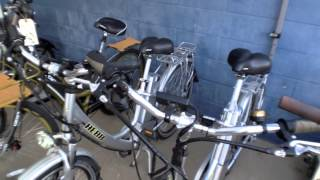 Hebb Electroglide Video Overview - Affordable Electric Cruiser Bike with Lights, Fenders and Shocks
