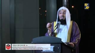 Companions of Muhammad saw - Day 19 - Anas Ibn Malik ra & Saeed Ibn Aamir ra