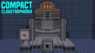 Minecraft Compact Claustrophobia | ARC FURNACE & SIGNALUM FLUXDUCTS! #19 [Modded Questing Skyblock]