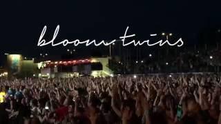 Bloom twins - Italian tour diaries.