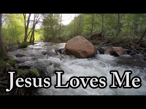 Jesus Loves Me -  John 3:16 - Church Hymn