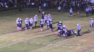 #24 Emmitt Smith 2012 Football Highlight - Sophomore Season