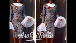 Aso Ebi Bella Naija Ankara (2017 & 2016 Styles)