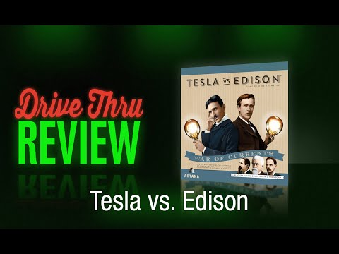Tesla vs. Edison: War of Currents Review