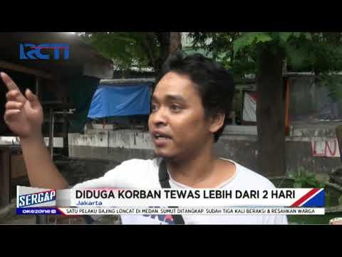 Bau Busuk Menyengat, Warga Temukan M4y4t Di Rumah Kosong - Sergap 14/01