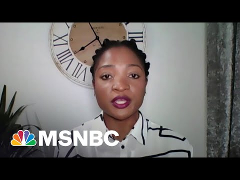 Black Swimming Association Co-Founder On Olympic Swim Cap Ban   MSNBC