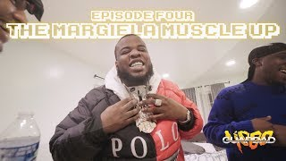 THE VALENTINO VLOG: EP 04 - THE MARGIELA MUSCLE UP Ft. Kodie Shane, Maxo Kream, & Jay Ant