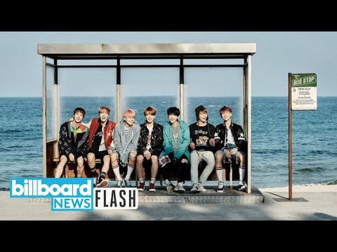 BTS Share Details About New Album 'Love Yourself: Her' | Billboard News Flash