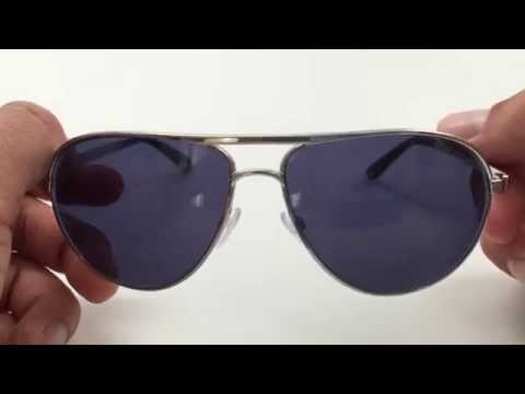 Tom Ford James Bond Skyfall Sunglasses Review TF144 18v