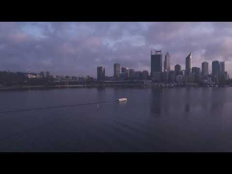 South Perth Ferry September 2017