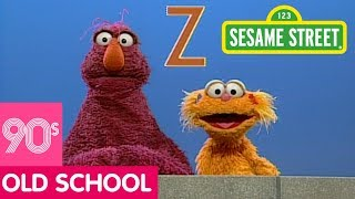 Sesame Street: Telly and Zoe Teach the Letter Z