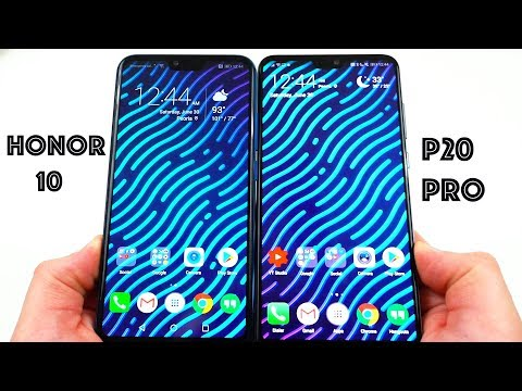 Huawei P20 Pro vs Honor 10: Differences That Matter!