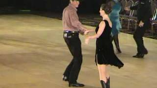 West Coast Swing Competition