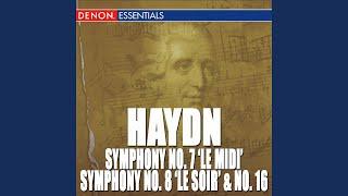 "Symphony No. 7 in C Major ""Le Midi"": II. Rezitativo - Adagio"