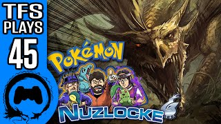 Pokemon Silver NUZLOCKE Part 45 - TFS Plays - TFS Gaming