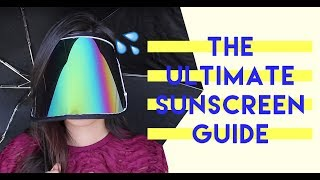 🌞Sunscreen 101 • Pros & Cons of Physical vs Chemical Sunscreen • Toxic Sunscreens?